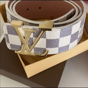 Louis Vuitton belt size 45/115